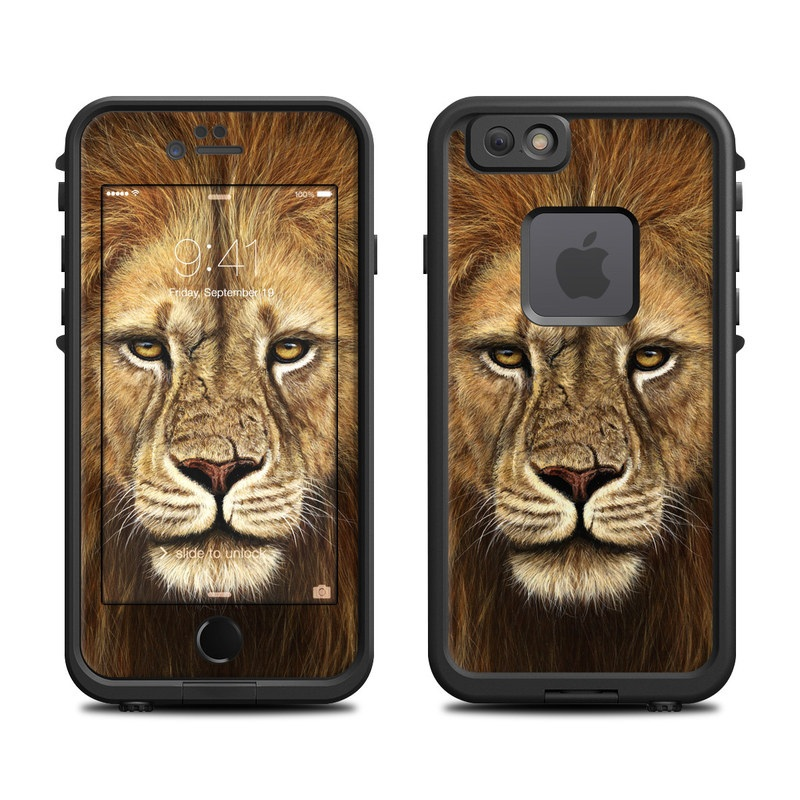 Warrior LifeProof iPhone 6s fre Case Skin