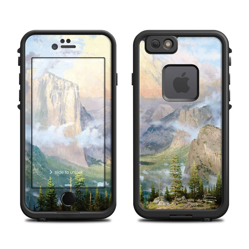 Yosemite Valley LifeProof iPhone 6s fre Case Skin