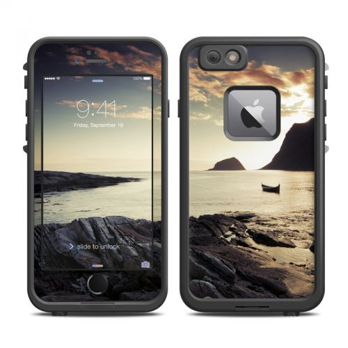 Anchored LifeProof iPhone 6s Plus fre Skin