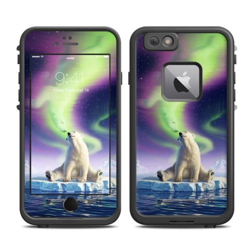 Arctic Kiss LifeProof iPhone 6s Plus fre Skin