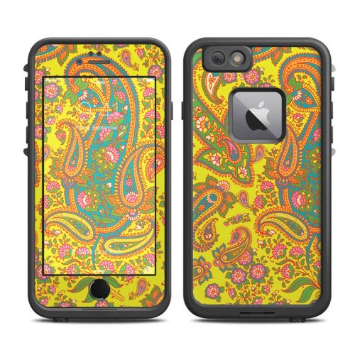 Bombay Chartreuse LifeProof iPhone 6s Plus fre Case Skin