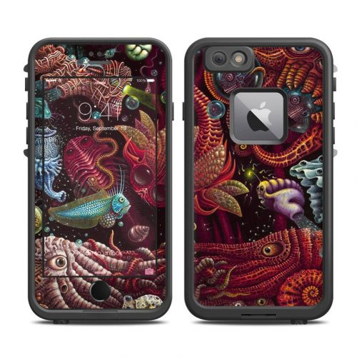 C-Pods LifeProof iPhone 6s Plus fre Case Skin