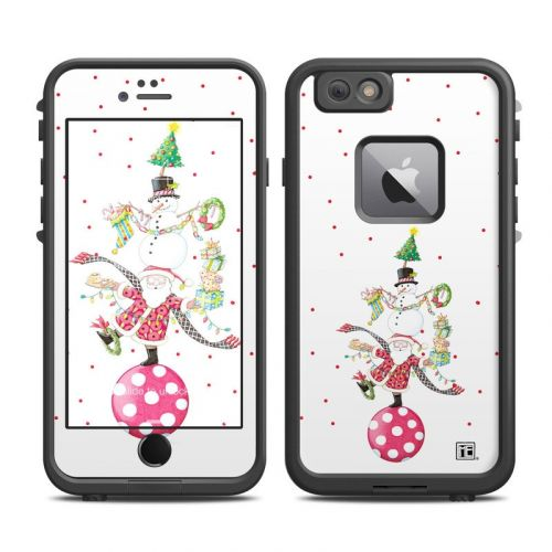 Christmas Circus LifeProof iPhone 6s Plus fre Skin