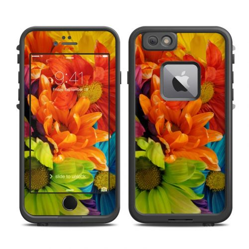 Colours LifeProof iPhone 6s Plus fre Skin