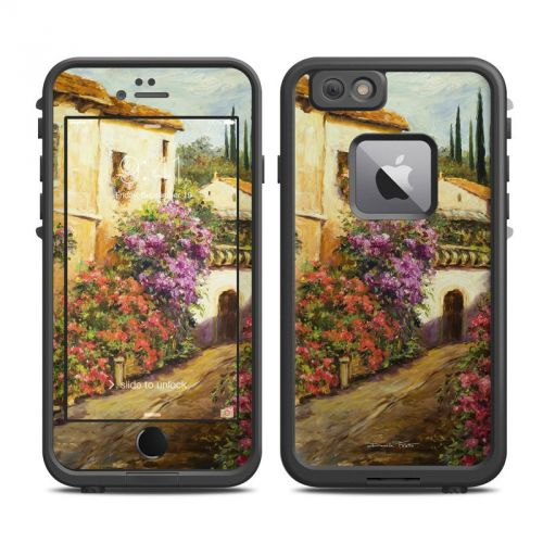 Via Del Fiori LifeProof iPhone 6s Plus fre Skin