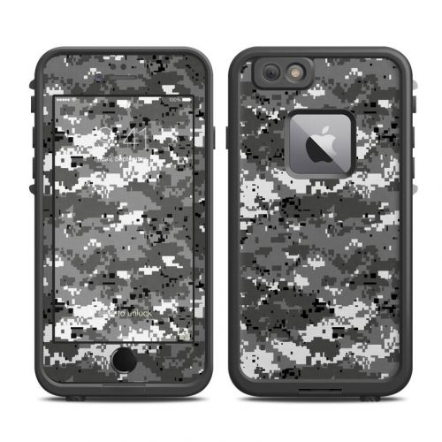 Digital Urban Camo LifeProof iPhone 6s Plus fre Case Skin