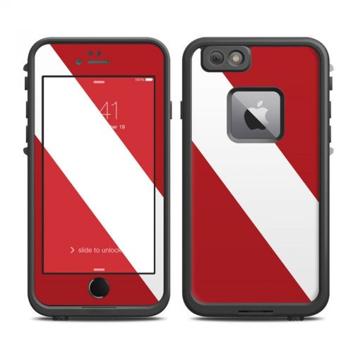 Diver Down LifeProof iPhone 6s Plus fre Skin