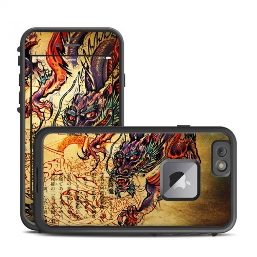 Dragon Legend LifeProof iPhone 6s Plus fre Skin