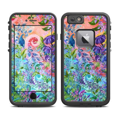 Fantasy Garden LifeProof iPhone 6s Plus fre Case Skin