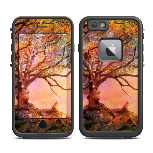 Fox Sunset LifeProof iPhone 6s Plus fre Skin