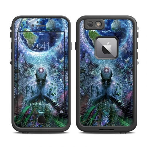 Gratitude LifeProof iPhone 6s Plus fre Case Skin