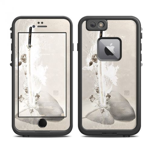 Katana Gold LifeProof iPhone 6s Plus fre Skin