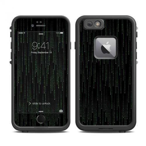 Matrix Style Code LifeProof iPhone 6s Plus fre Skin