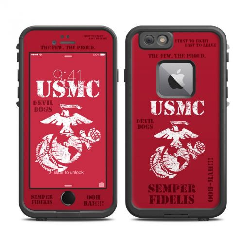 Semper Fi LifeProof iPhone 6s Plus fre Skin