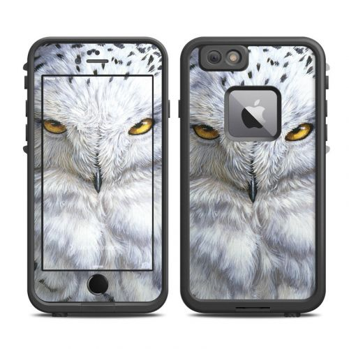 Snowy Owl LifeProof iPhone 6s Plus fre Skin