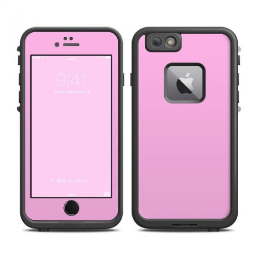 Solid State Pink LifeProof iPhone 6s Plus fre Skin