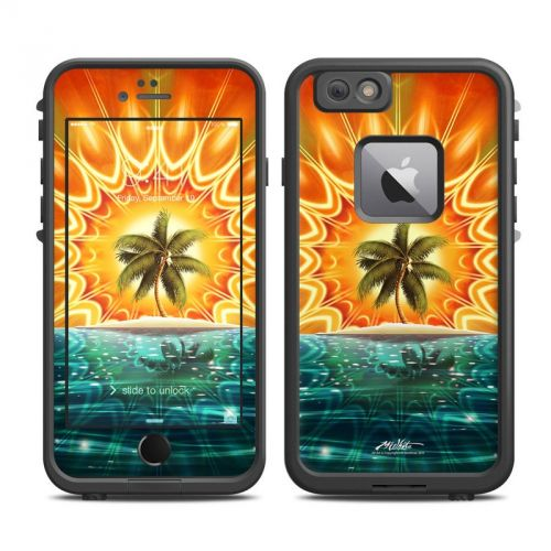 Sundala Tropic LifeProof iPhone 6s Plus fre Skin