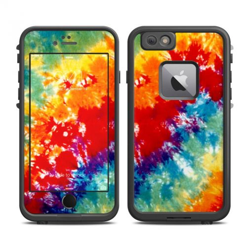 Tie Dyed LifeProof iPhone 6s Plus fre Skin