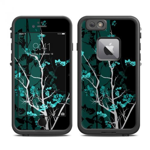 Aqua Tranquility LifeProof iPhone 6s Plus fre Skin