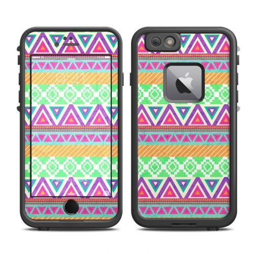 Tribe LifeProof iPhone 6s Plus fre Case Skin