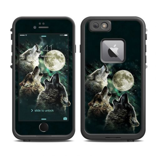 Three Wolf Moon LifeProof iPhone 6s Plus fre Case Skin