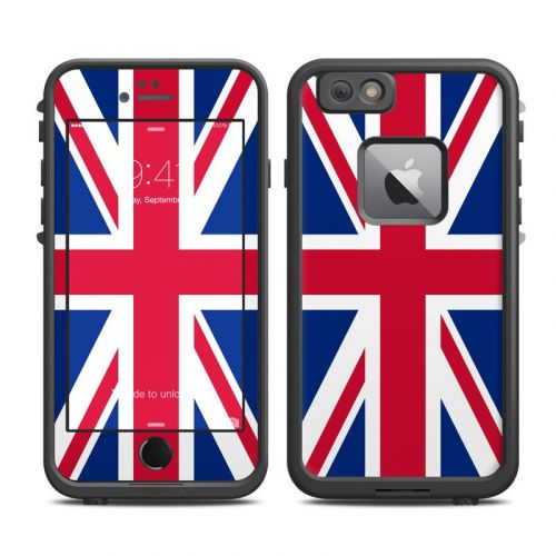 Union Jack LifeProof iPhone 6s Plus fre Skin