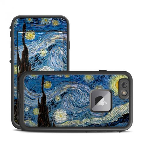 Starry Night LifeProof iPhone 6s Plus fre Skin