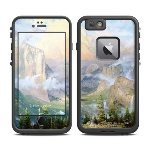 Yosemite Valley LifeProof iPhone 6s Plus fre Case Skin