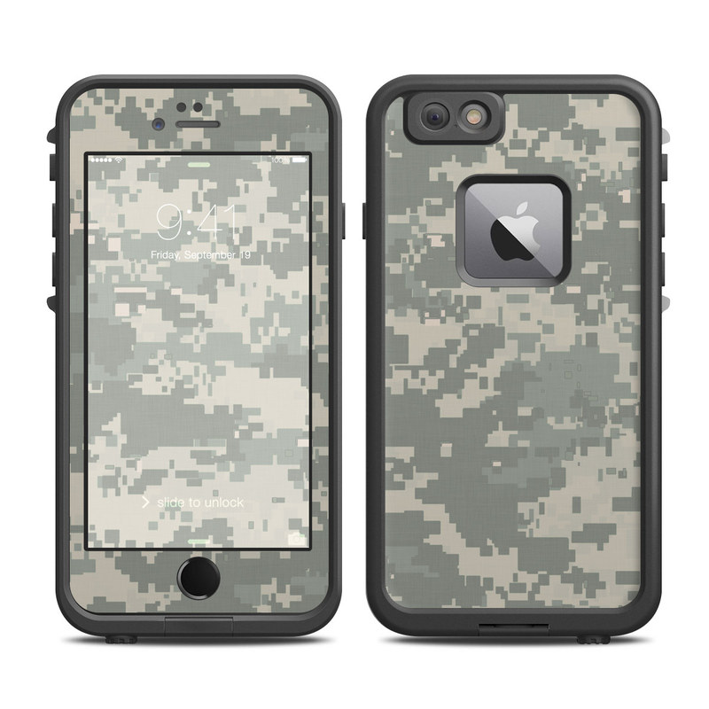 ACU Camo LifeProof iPhone 6s Plus fre Skin
