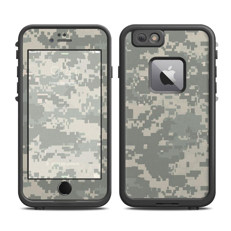 ACU Camo LifeProof iPhone 6s Plus fre Case Skin