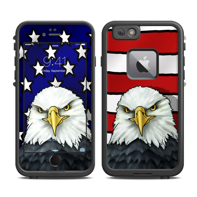 American Eagle LifeProof iPhone 6s Plus fre Case Skin