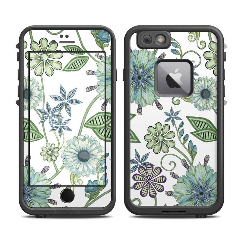Antique Nouveau LifeProof iPhone 6s Plus fre Case Skin