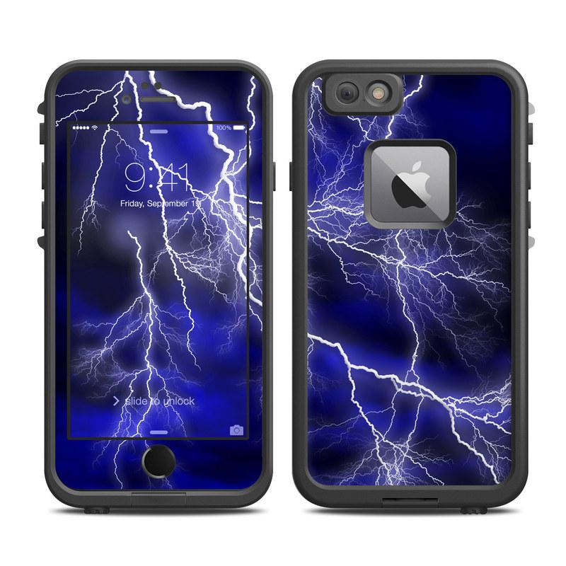 Apocalypse Blue LifeProof iPhone 6s Plus fre Case Skin