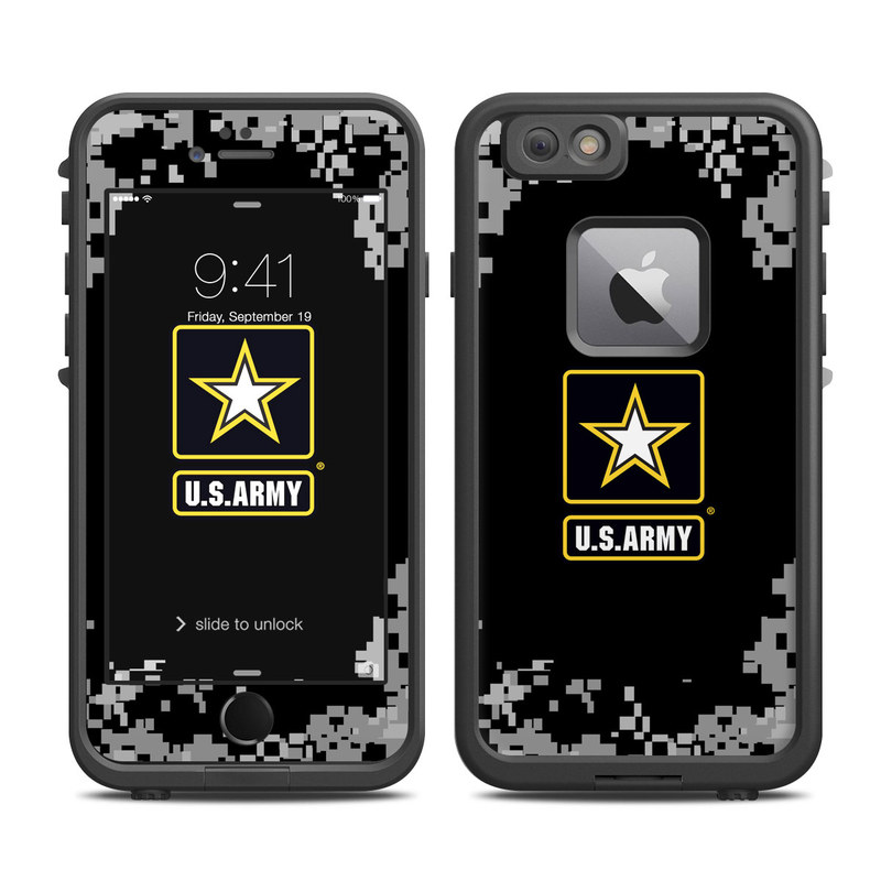 Army Pride LifeProof iPhone 6s Plus fre Case Skin