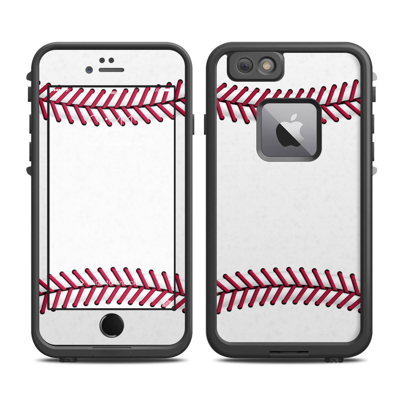 Baseball LifeProof iPhone 6s Plus fre Case Skin