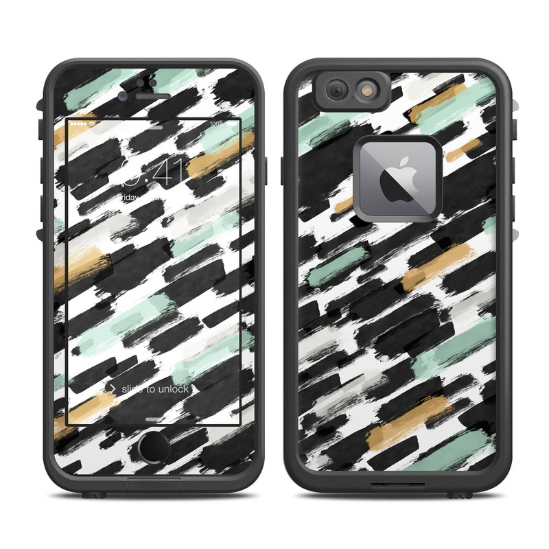 Brushin Up LifeProof iPhone 6s Plus fre Case Skin