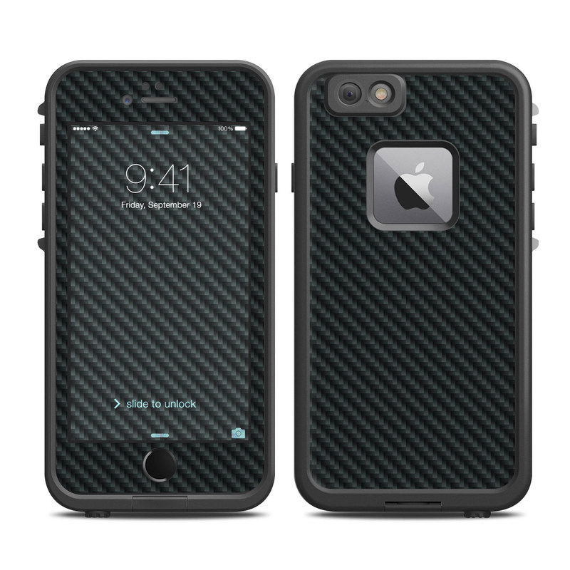 Carbon LifeProof iPhone 6s Plus fre Skin