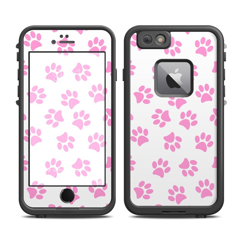 Cat Paws LifeProof iPhone 6s Plus fre Case Skin
