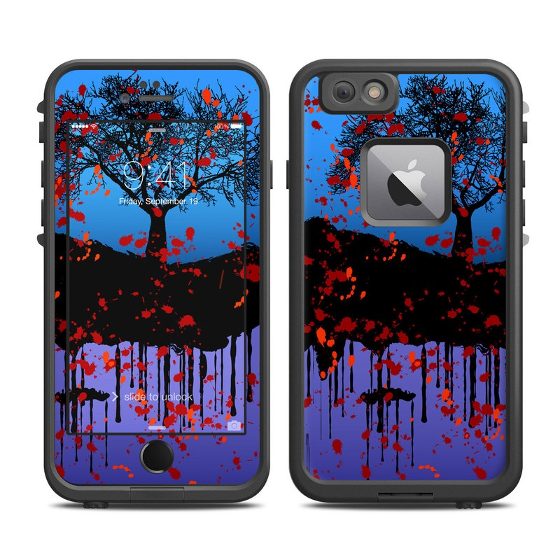 Cold Winter LifeProof iPhone 6s Plus fre Skin