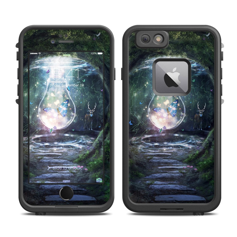 For A Moment LifeProof iPhone 6s Plus fre Case Skin