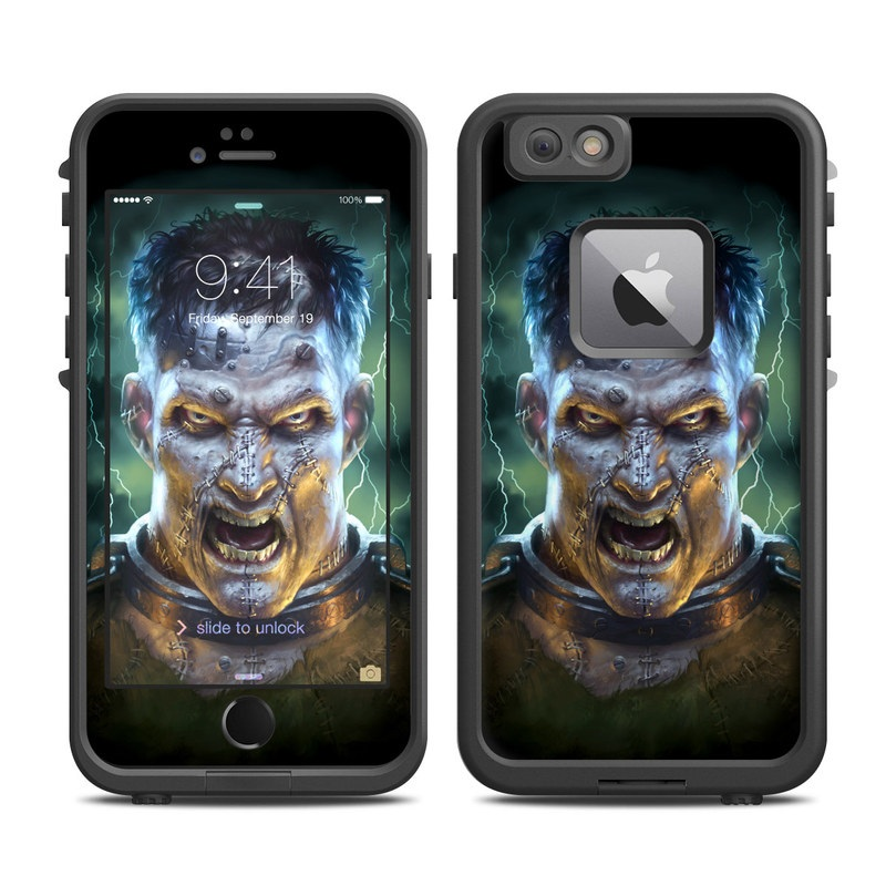 Frankenstein LifeProof iPhone 6s Plus fre Case Skin