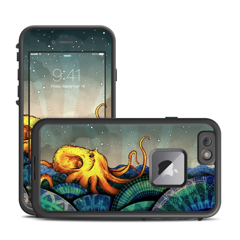 From the Deep LifeProof iPhone 6s Plus fre Case Skin