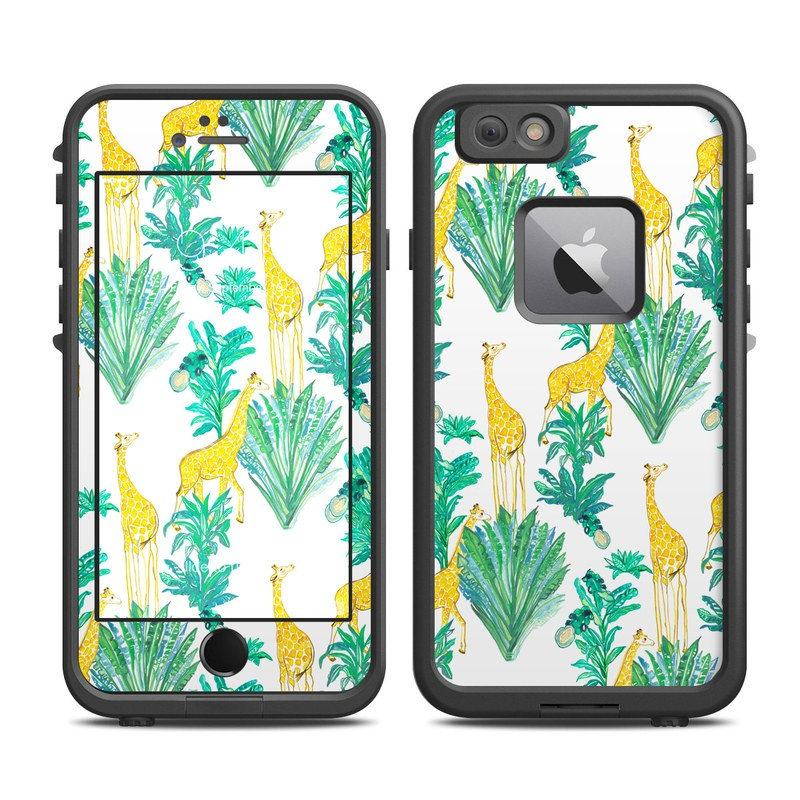 Girafa LifeProof iPhone 6s Plus fre Case Skin