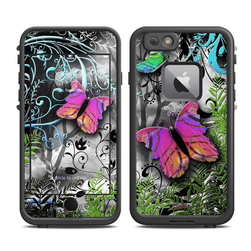 Goth Forest LifeProof iPhone 6s Plus fre Case Skin