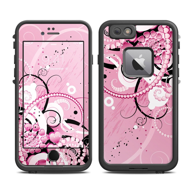 Her Abstraction LifeProof iPhone 6s Plus fre Case Skin