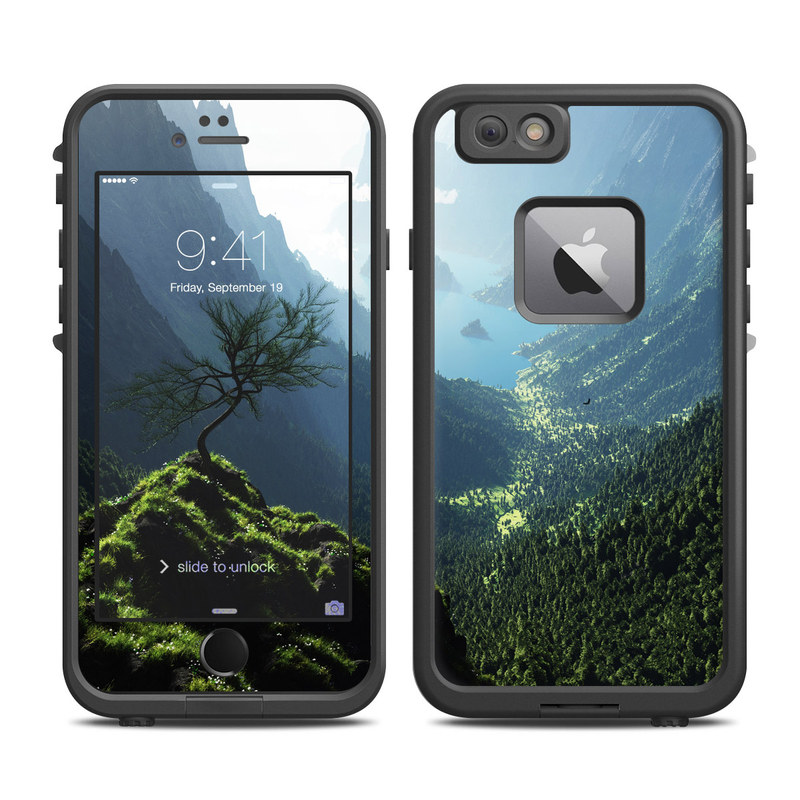 Highland Spring LifeProof iPhone 6s Plus fre Case Skin