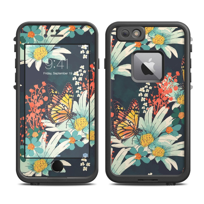 Monarch Grove LifeProof iPhone 6s Plus fre Case Skin