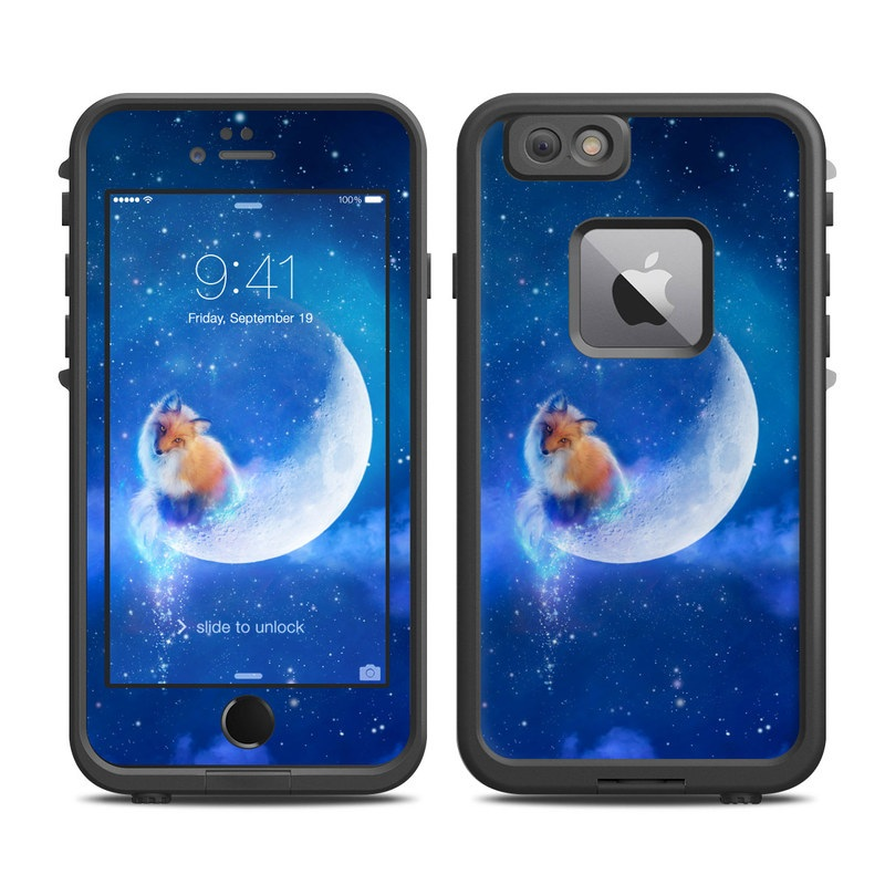 Moon Fox LifeProof iPhone 6s Plus fre Case Skin