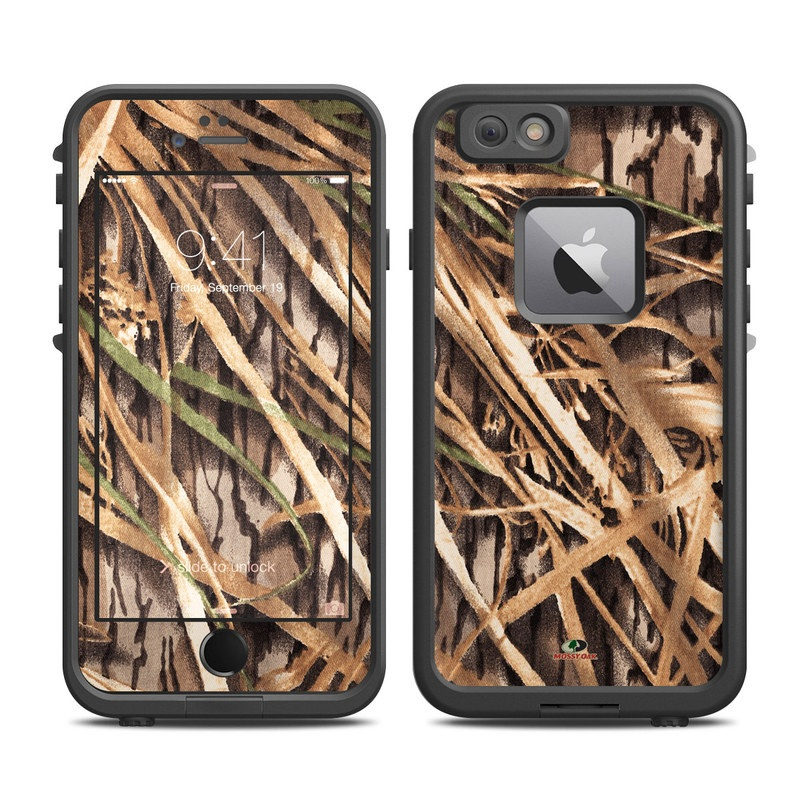 Shadow Grass LifeProof iPhone 6s Plus fre Case Skin