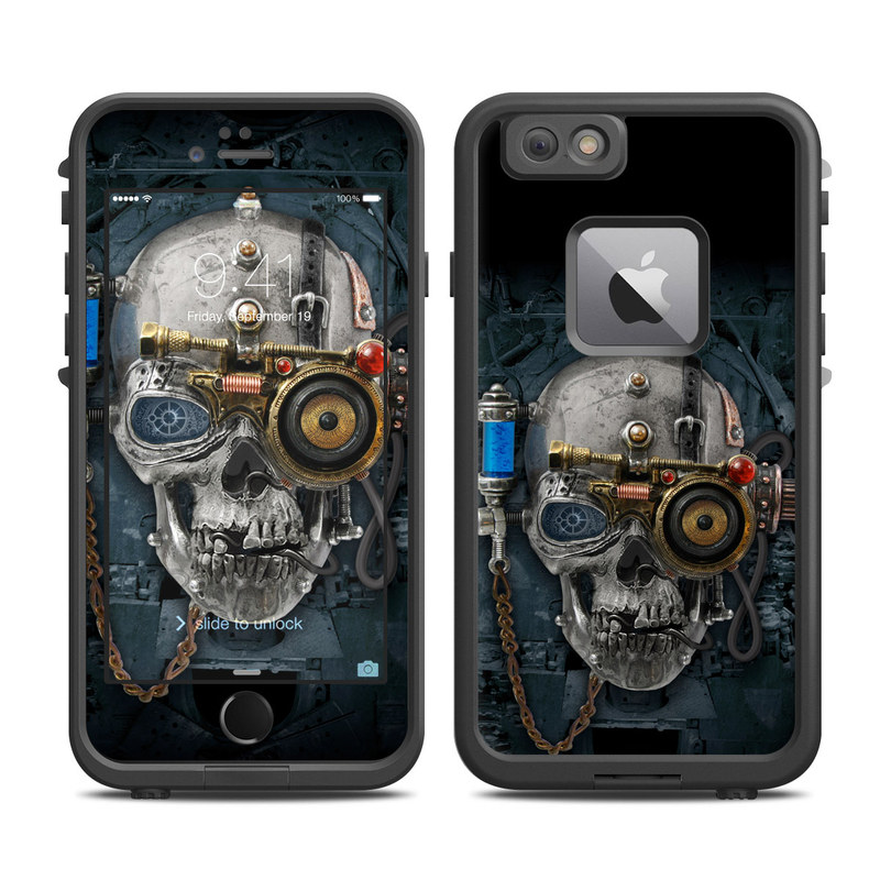 Necronaut LifeProof iPhone 6s Plus fre Case Skin